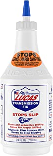Best Lucas LUC10009 Transmission Fix 24 oz., Brown (Packaging May Vary) Reviews