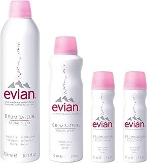 Evian Facial Spray 24/7 Kit