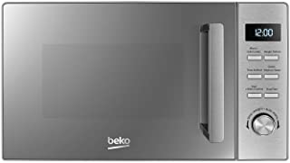 Beko MGF20210X - Horno de microondas (20 L, 800 W, 20 litros, acero inoxidable)