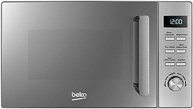 Beko MGF20210X - Horno de microondas (20 L, 800 W, 20 L, acero inoxidable, 20 L)