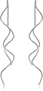 Best spiral threader earrings Reviews