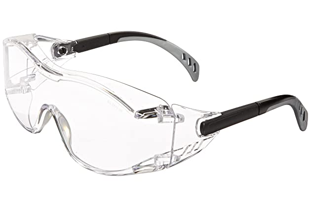 8568d41cf087 Gateway Safety 6980 Cover2 Safety Glasses Protective Eye Wear -  Over-The-Glass (OTG)