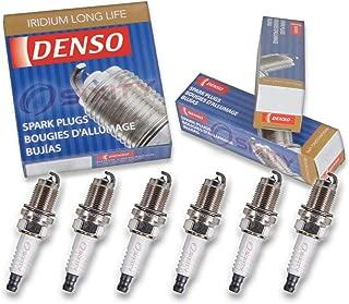 6 pc Denso Iridium Long Life Spark Plug for Acura TL 3.5L 3.2L V6 2004-2008 Tune Up Kit