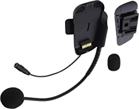Cardo Unisex-Adult Boom Microphone Cradle (for PackTalk and SmartPack Systems) (Black, Single Pack)