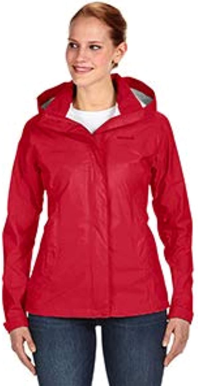 Marmot Women's PreCip Jacket  Waterproof,Seam Taped, Breathable, Lightweight