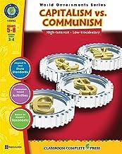 Capitalism vs. Communism Gr. 5-8 (World Governments) - Classroom Complete Press