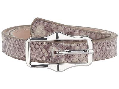 Leatherock Danica Belt (Snake Beige) Women