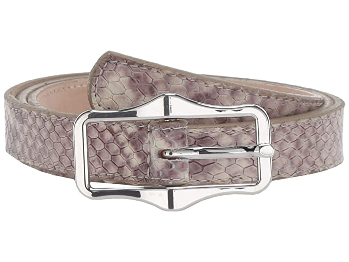 Leatherock Danica Belt (Snake Beige) Women