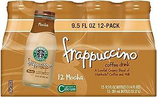 Starbucks Coffee Frappuccino Mocha Coffee Drink - 12/9.5 Oz.