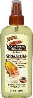 Palmer's Cocoa Butter Formula Moisturizing Hair Oil, 5.1 Ounces (Pack of 2)
