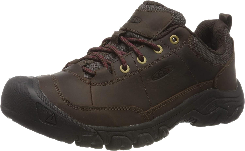 KEEN Men's Targhee 3 Oxford Casual Hiking Shoe