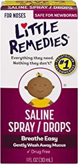 Best Baby Saline Nose Drops