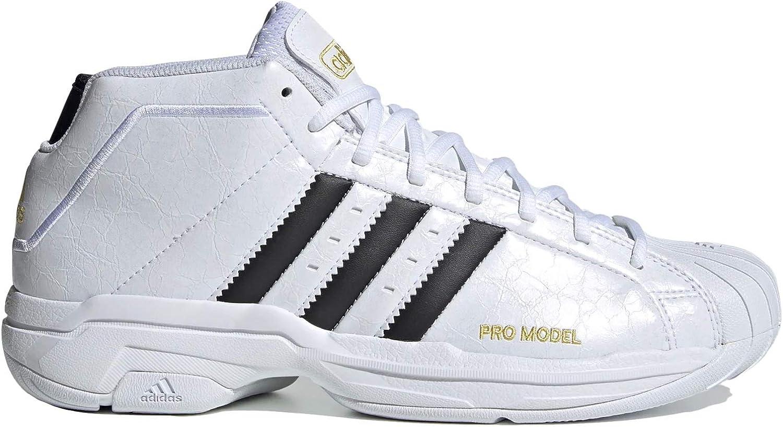 Excellent adidas Pro Model 2g Basketball Memphis Mall Shoe