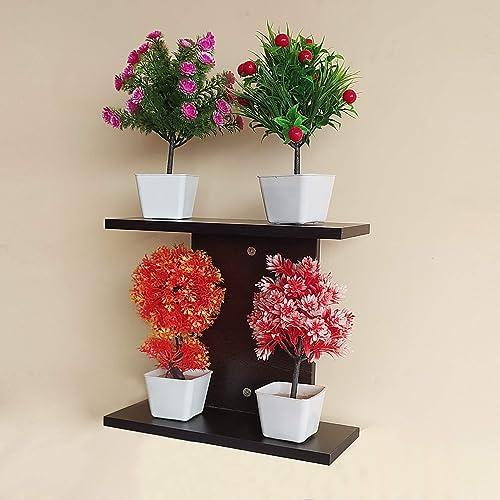 Urban Furnishing Wall Shelves Shelf for Home Decor Living Room Decor Floating Shelf
