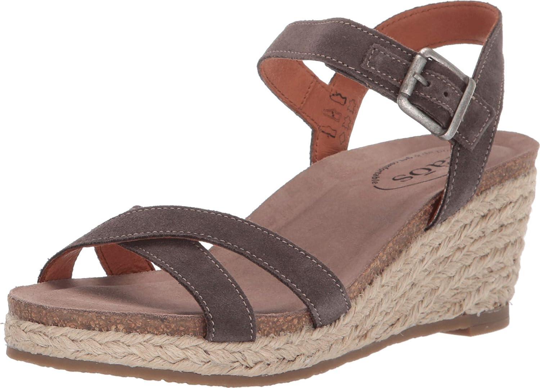 Taos Footwear Women's New product! New type Jute Popular brand in the world Sandal Hey