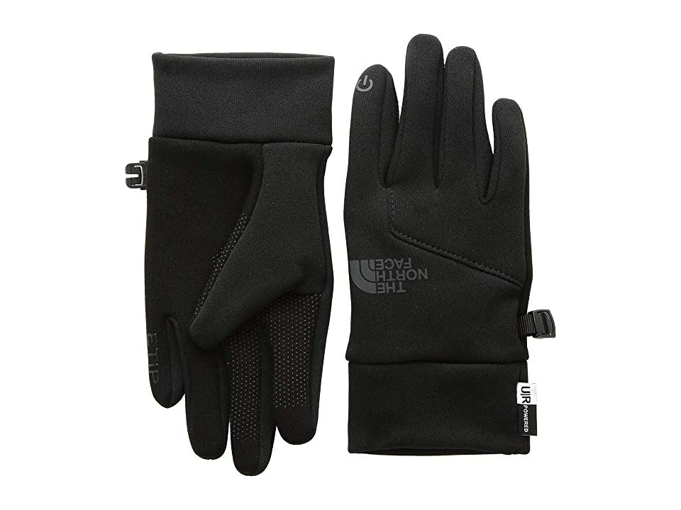 The North Face Kids Etiptm Gloves (Big Kids) (TNF Black) Extreme Cold Weather Gloves
