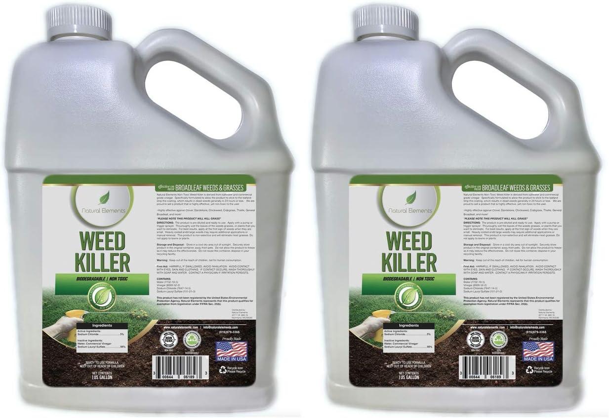 贈り物 Natural Elements Weed Killer Safe 数量限定 Pet Children Around