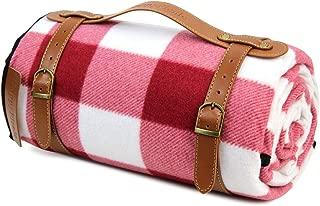 HappyPicnic Extra Large Picnic Blanket, 79