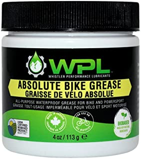WPL Absolute Bike Grease: All-Purpose Bicycle Grease,...