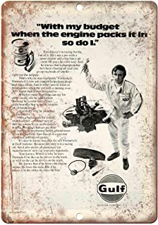 adkult Gulf Oil Company Vintage Ad 10