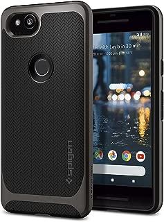 Spigen Neo Hybrid Designed for Google Pixel 2 Case (2017) - Gunmetal