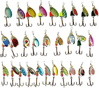 Best fishing spinner baits for largemouth bass Reviews
