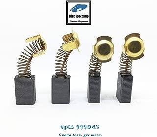 4pcs longlife 999043 Carbon Brush replacement for Hitachi 999043 & DeWalt 514003-43 (4 pcs/pack)