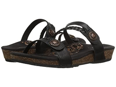 Aetrex Janey (Black) Women
