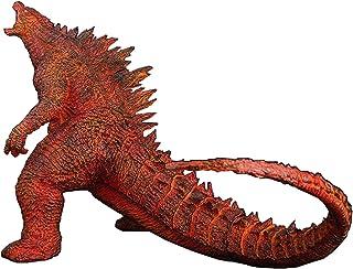45CM Godzilla-monstermodel, beweegbaar standbeeld, actiefiguren, rood