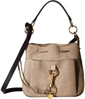 See by Chloe - Drawstring Leather Crossbody Bag