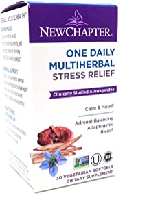 NEW CHAPTER One Daily Multi Stress Relief, 30 CT