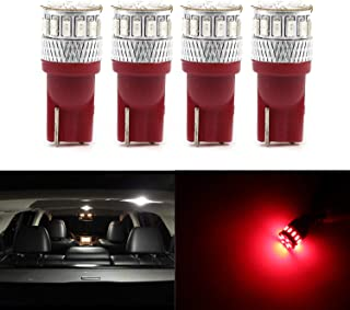 CANBUS T10 SMD LED 6000K WHITE BULBS LICENSE PLATE LIGHT 168 194 W5W FOR CHEVY B