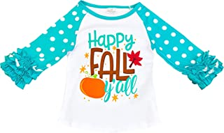happy fall y all toddler shirt