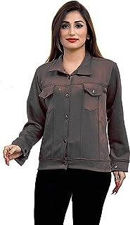 ALIYAA Women's Girls Pullover Winter Wear Sweatshirt/Sweats/jacket (pack of 1)
