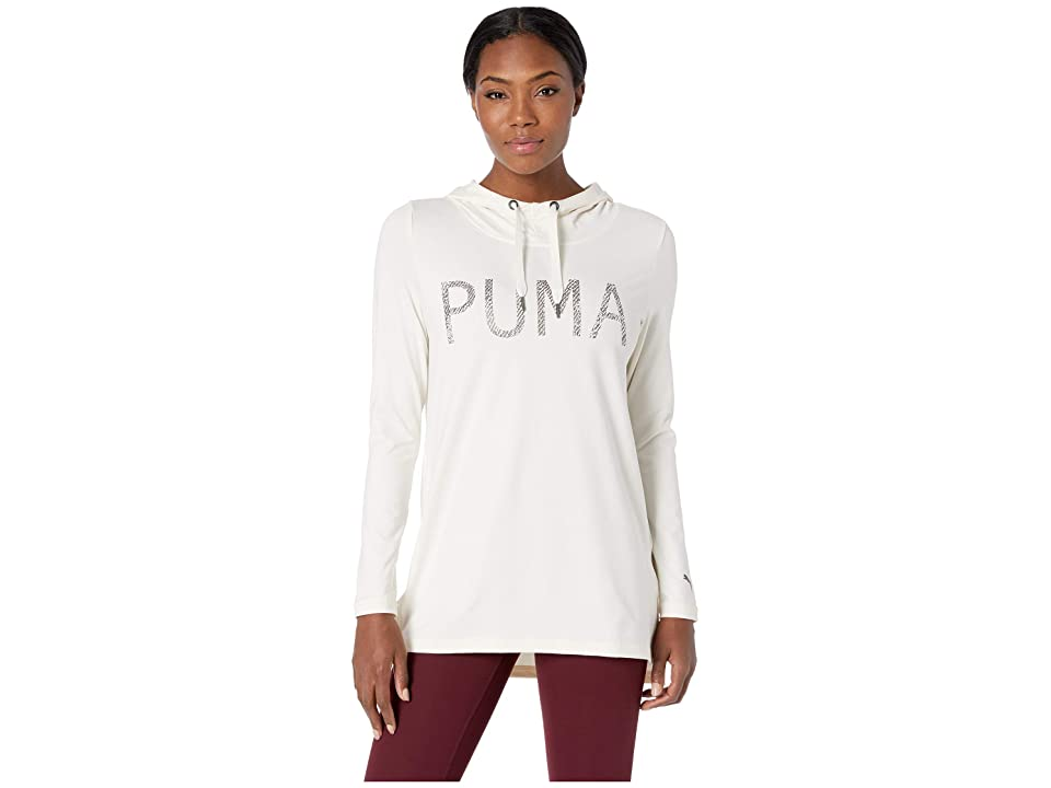 PUMA Holiday Cover-Up (Whisper White) Women