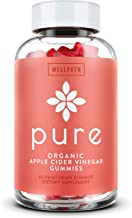 Pure Apple Cider Vinegar Gummies – with Raw, Organic, Unfiltered ACV with the..