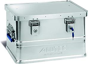 ALUTEC CLASSIC 30 Tool chest Aluminum Metallic - ALUTEC CLASSIC 30, Tool chest, Aluminum, Metallic, 30 L, Key, Car