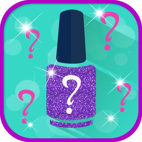 Nail Polish Quiz - guess the name!