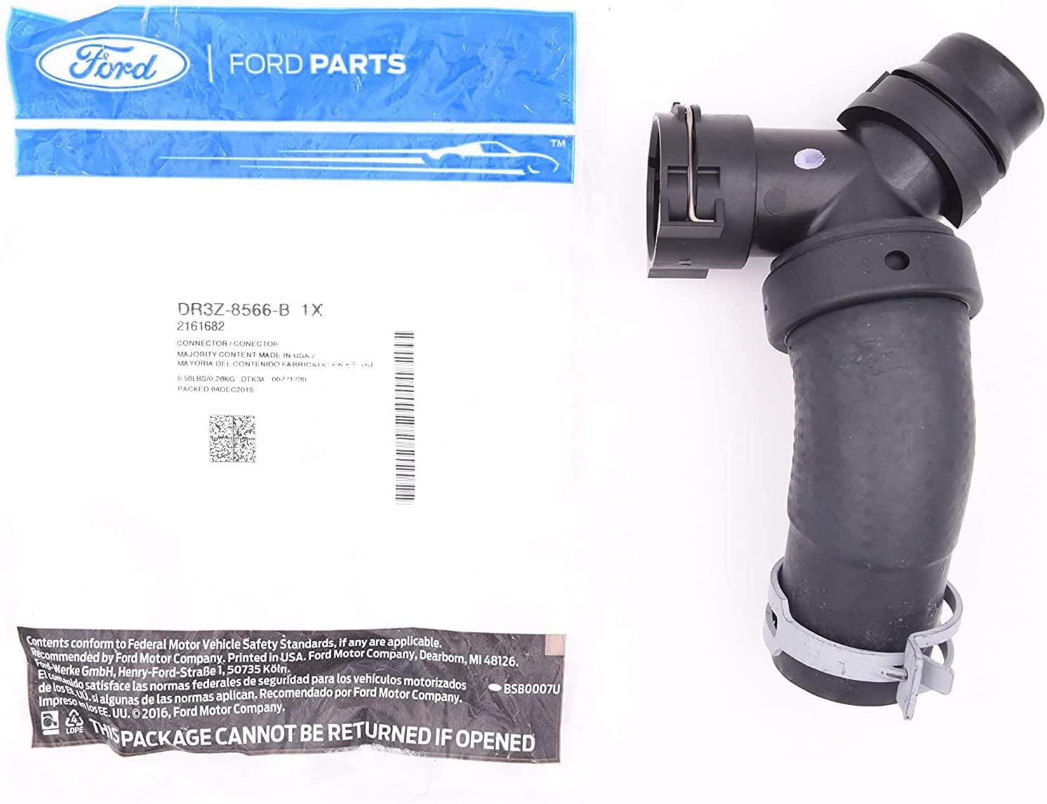 reilfastprts DR3Z-8566-B F150 Mustang 5.0L Valve Coyote Reservation 4 Radi New Orleans Mall