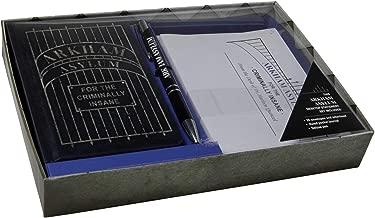 DC Comics: Arkham Asylum Desktop Stationery Set (With Pen)