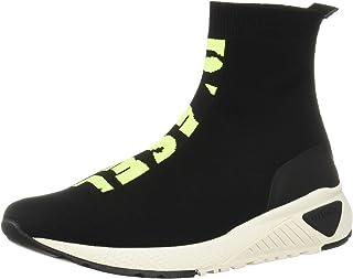 Diesel Men's SKB {S=Short Sleeve, L=Sleeveless}-kb ATHL Sock-Sneaker Mid