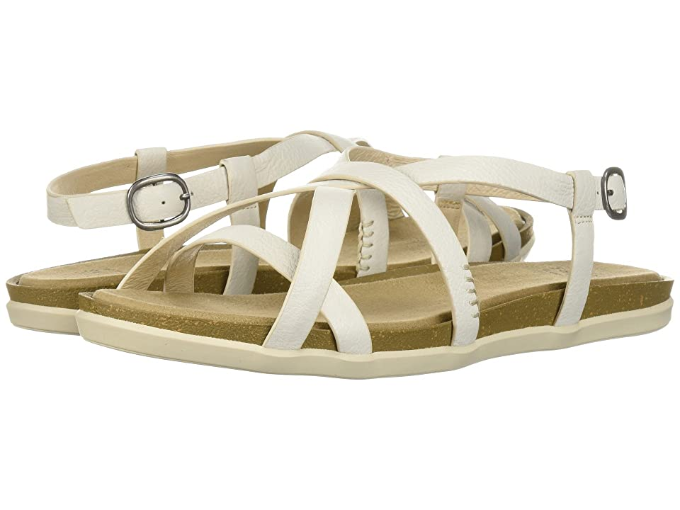 G.H. Bass & Co. Margie 2.0 (White Leather) Women