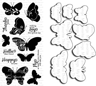 Best die namics and clear stamp sets Reviews