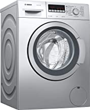 Bosch 7 kg Fully Automatic Front Loading Washing Machine (WAK2426SIN, Silver)
