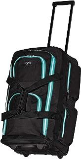 8 Pocket Rolling Duffel Bag