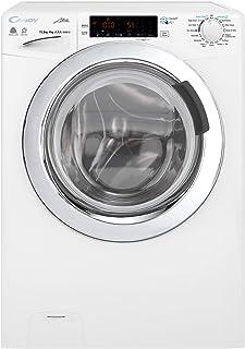 Candy 11.5 Kg Wash & 8 Kg Dry Washer Dryer, White - GVFW4138TWHC1-19 1 Year Warranty.