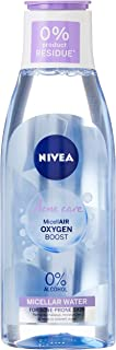 Nivea Face Care for Women Cleanser, Make Up Clear Acne Care Micellar Water, 200ml