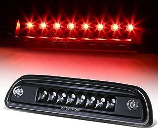 For Tacoma Single Row High Mount LED 3rd Brake Light (Black Housing Clear Lens)
