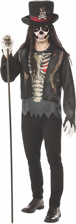 Haunted House Kostüm Voodoo Man AD (Rubies 821125) B078W3LBFC König der Quantität  | Internationale Wahl