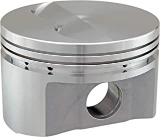 Sportsman Racing Products SRP Forged Piston Kit for 454 Big Block Chevrolet BBC Flat Top -3cc 142978